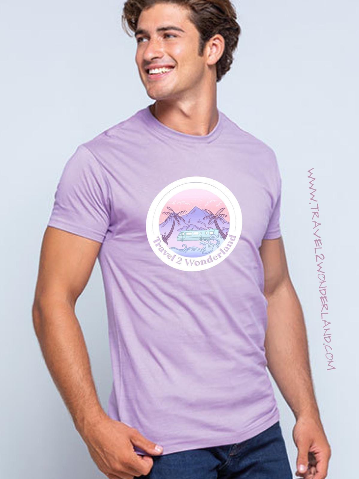 Shirt purple